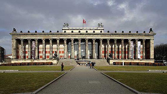 Altes Museum Berlin (© Staatliche Museen zu Berlin. Foto: Maximilian Meisse)