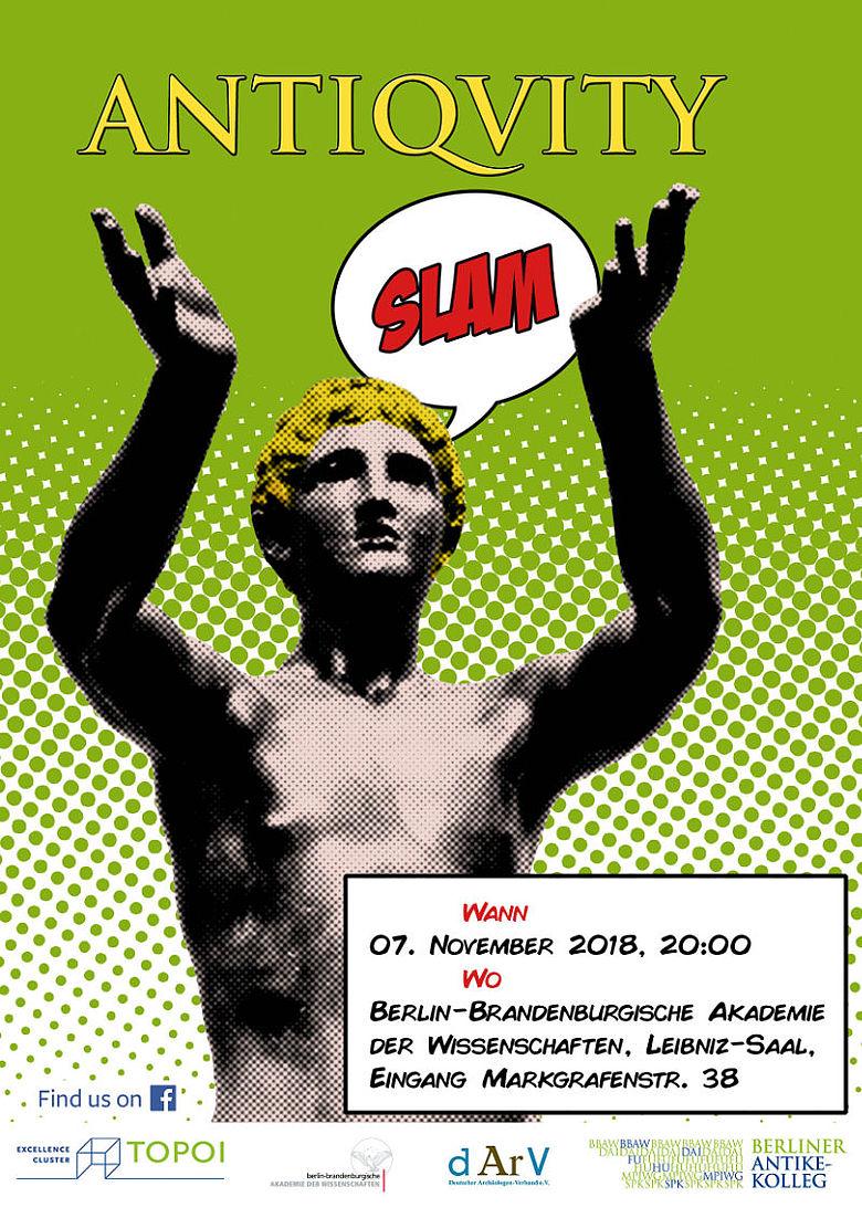 Antiquity Slam Poster