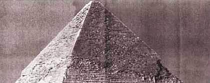 Die Technik des Pyramidenbaus von GIZA