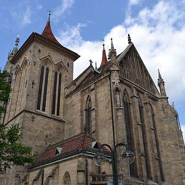 Die Reutlinger Marienkirche