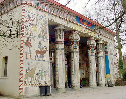 Afrikahaus im Zoo von Antwerpen. (Foto: Cornelius Holtorf)