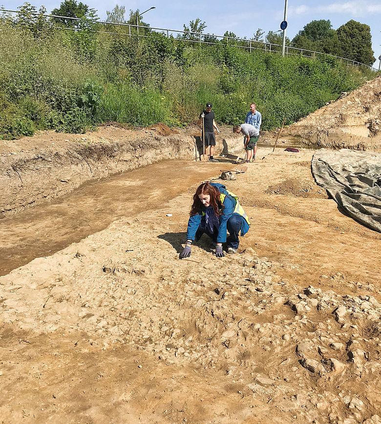 Ausgrabung Balhorner Feld
