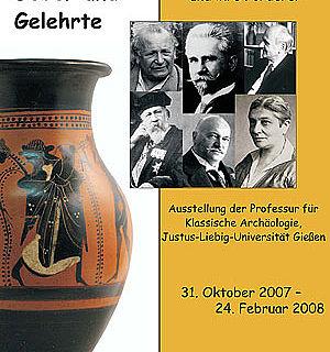Ausstellungsplakat (Universität Gießen)