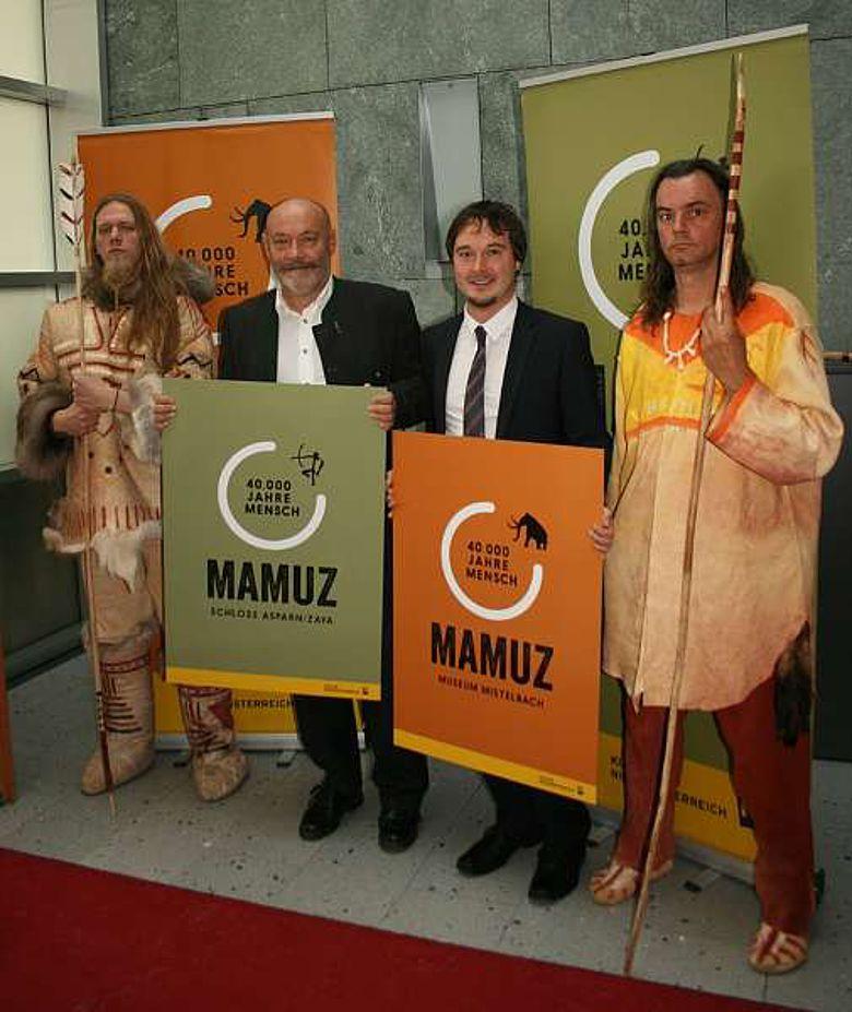 MAMUZ kommt...