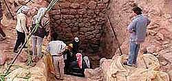 Königsgrüfte in Qatna
