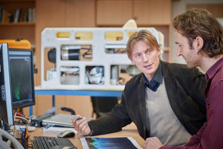 Dr. Thomas, Helge Renkewitz