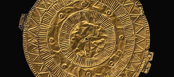 Goldscheibe von Moordorf