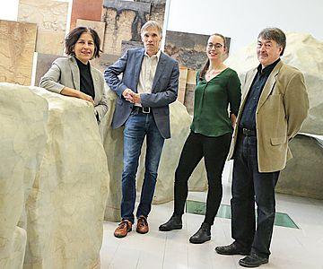 Möchten die Museumssammlung digitalisieren