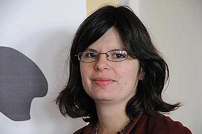 Dr. Héloïse Koehler (Foto: Jan Münster, Universität Tübingen)