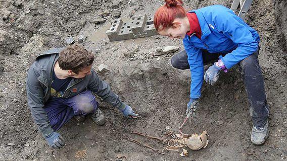 Kindergrab Paderborn