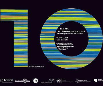 Plakat Bilanzkonferenz TOPOI