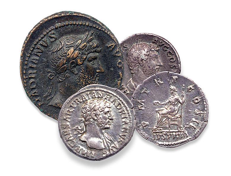 Römische Münzen