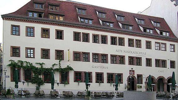 Die Alte Nikolaischule in Leipzig