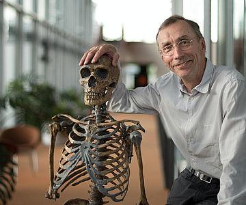 Preisträger Svante Pääbo