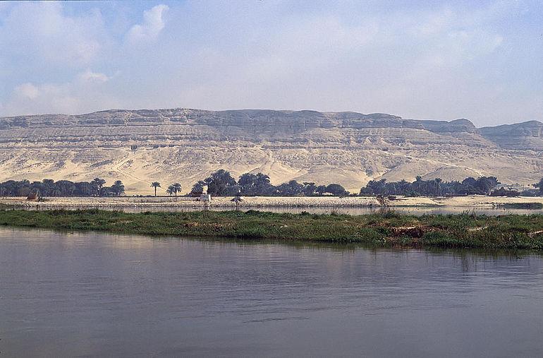 Nekropole Beni Hasan