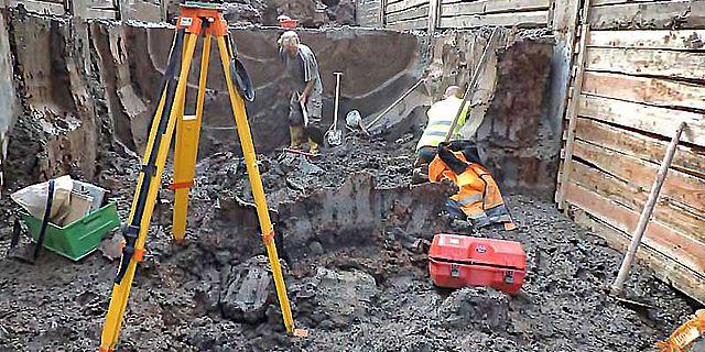 Ausgrabung S21