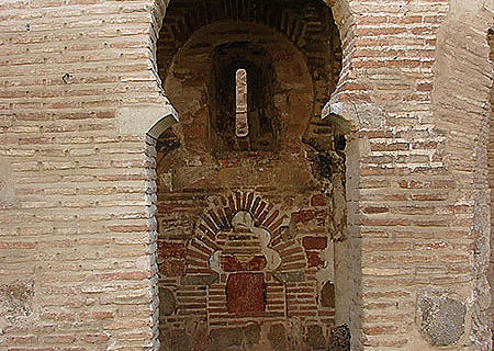 Die Kirche San Lorenzo in Toledo