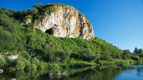 Tschagyrskaja-Höhle
