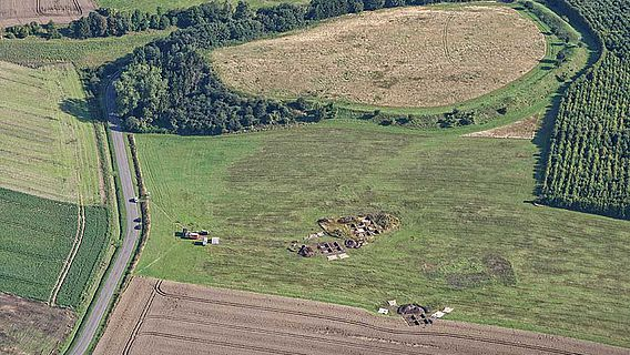 Ausgrabung Watenstedt