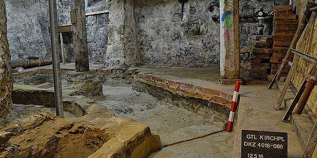 Grabung Kirchplatz Gütersloh