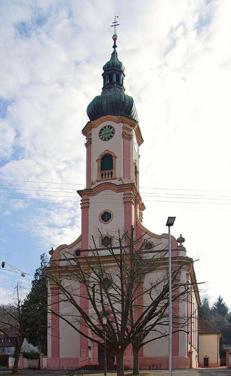 Kirche St. Alexius in Herbolzheim
