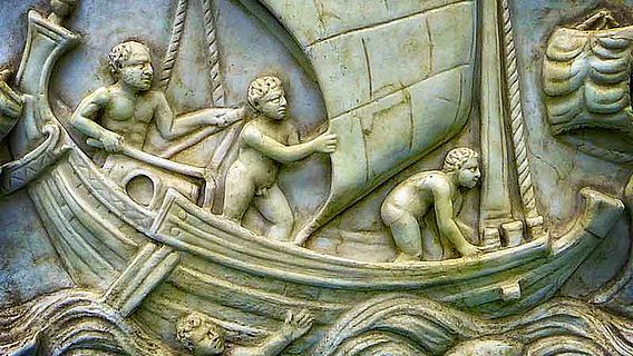 Römisches Schiff