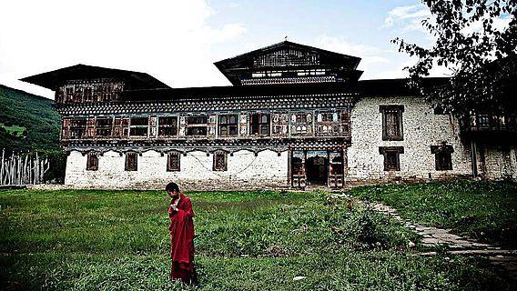 Wangduechhhoeling Palace (Bhutan)