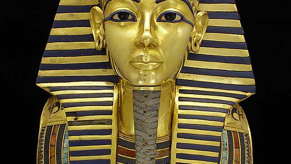 Tutanchamuns Totenmaske