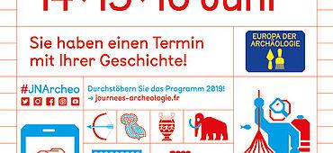 Europäische Archäologietage 2019