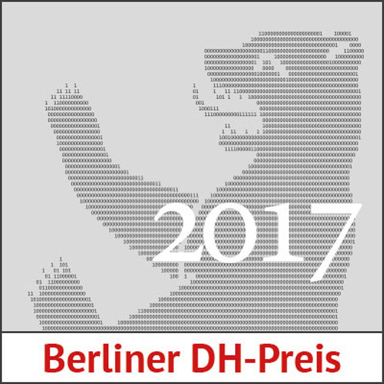 Berliner Digital Humanities Preis 2017