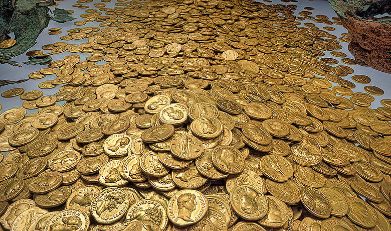 Trierer Goldmünzenschatz