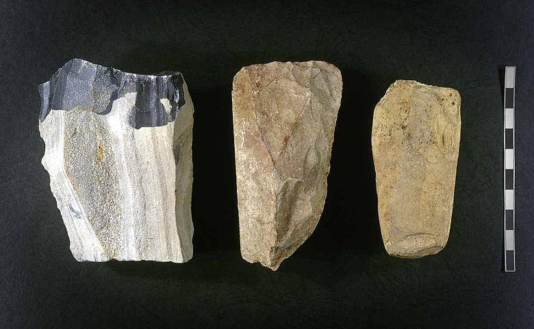 Steine von Plancher-les-Mines