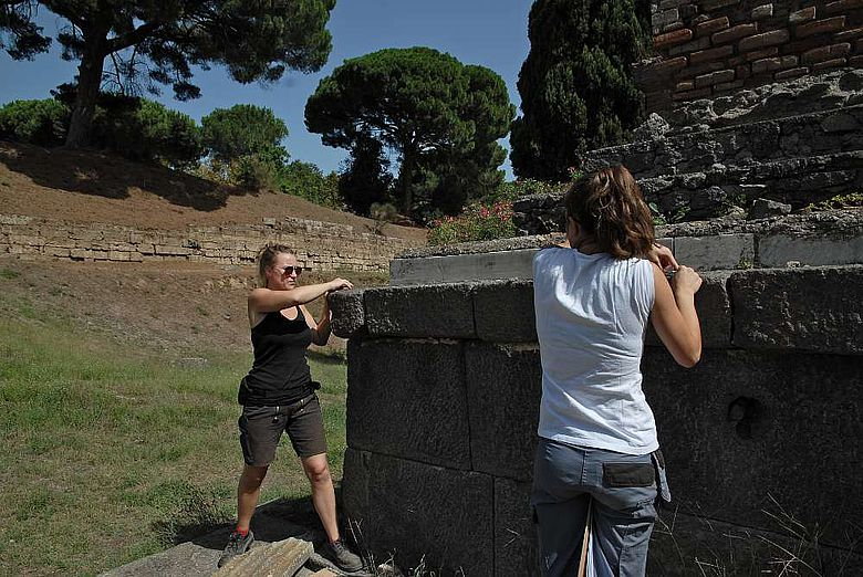 Dokumentation des Status Quo der Denkmäler