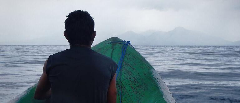 Insel Pantar, Indonesien