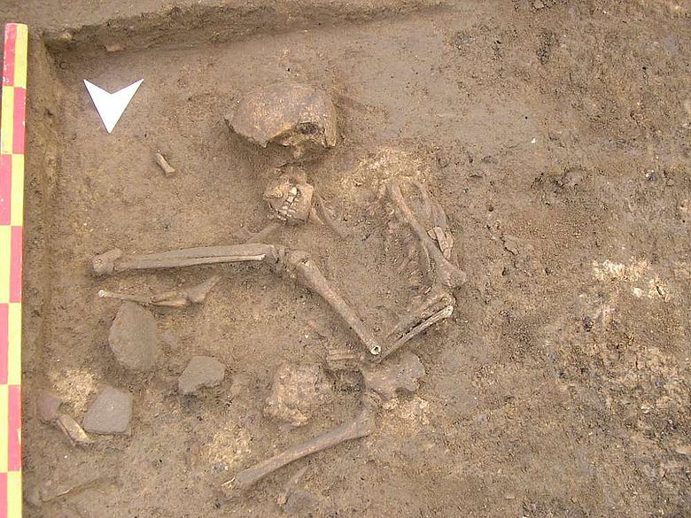Skelettfund