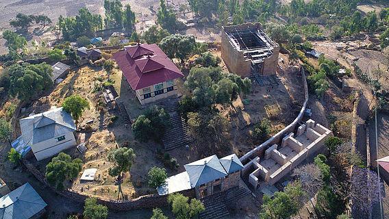 Großer Tempel von Yeha