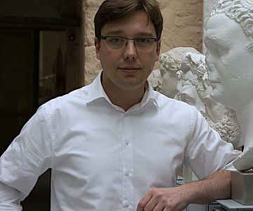 Dr. Martin Kovacs erhält den Ernst von Sieglin-Forschungspreis der Universität Tübingen 2020