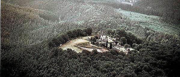 Die Burgen der Mittelgebirgszone