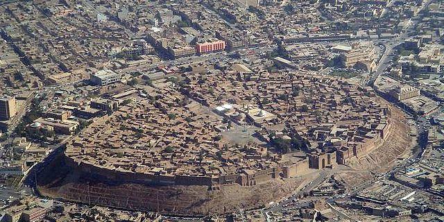 Zitadelle von Arbil