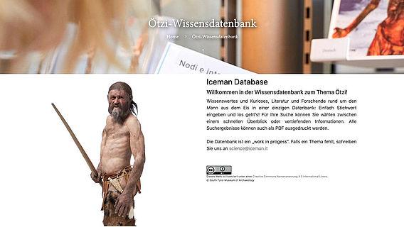 Iceman Database
