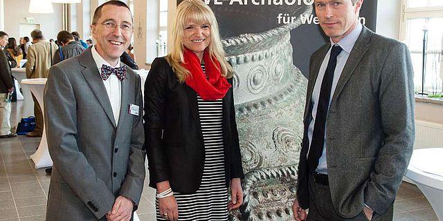 Prof. Dr. Michael M. Rind, Dr. Barbara Rüschoff-Thale und Dr. Thomas Otten