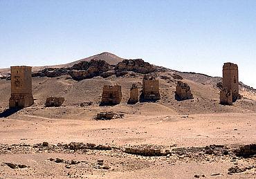 Palmyra: Turmgräber