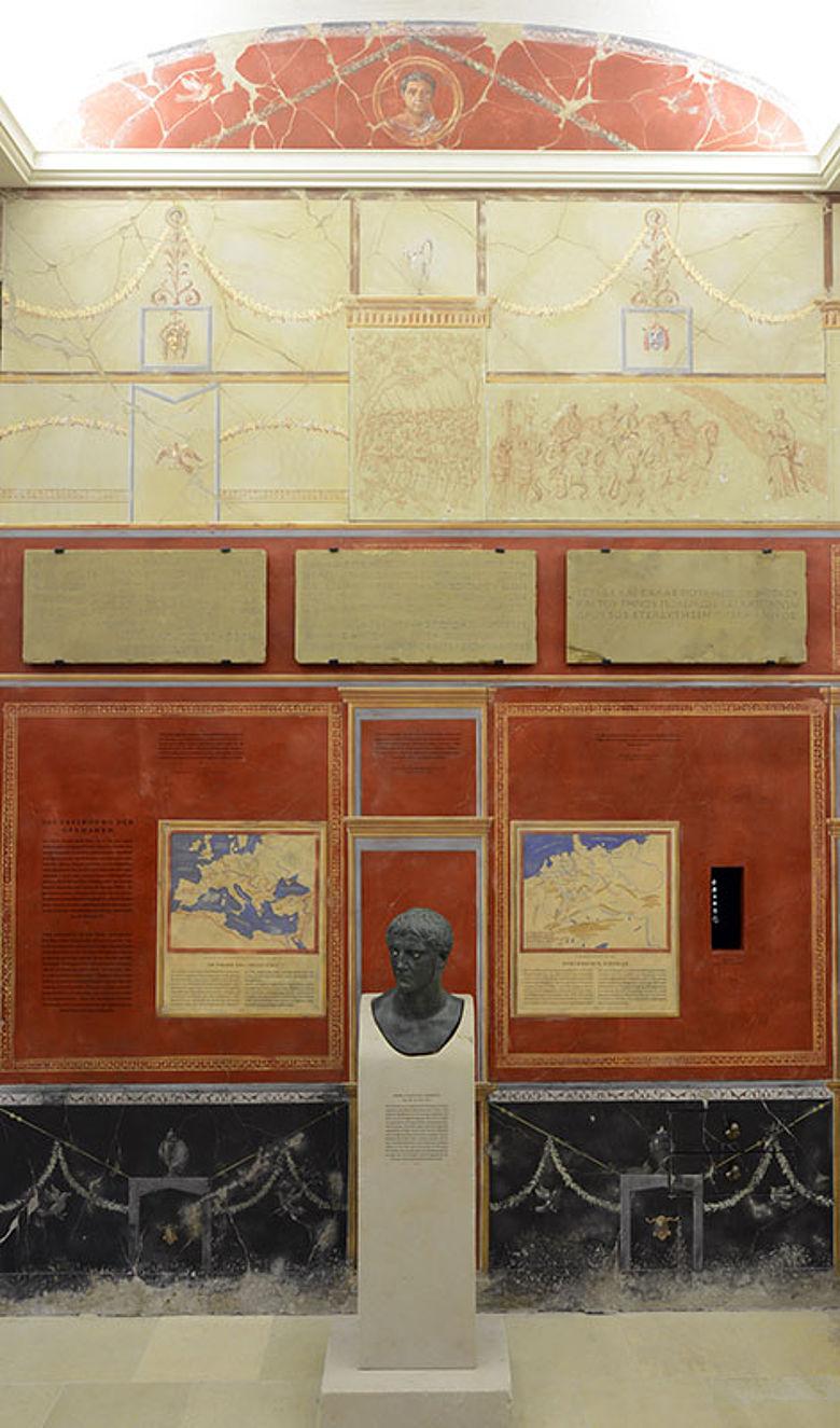 Neuer Raum Dauerausstellung Halle