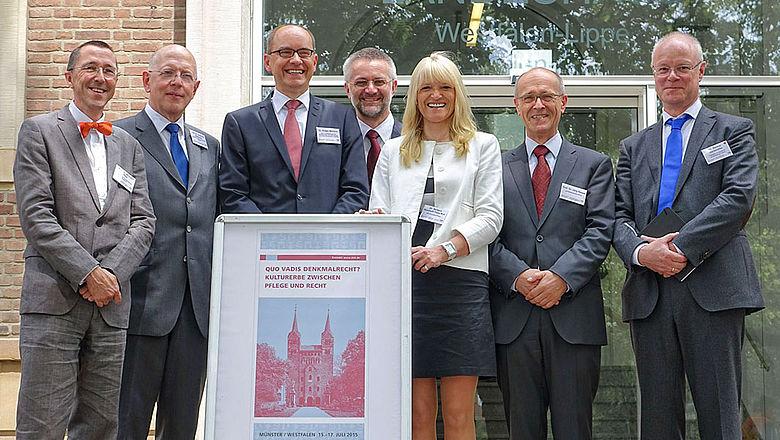 Teilnehmer der Tagung in Münster