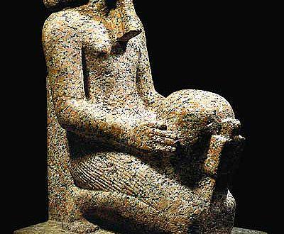 Kniefigur der Königin Hatschepsut