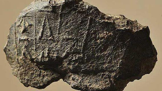 Das Siegel aus der Zeit des König Hammurapi (Foto: Österreichisches Archäologisches Institut in Kairo)