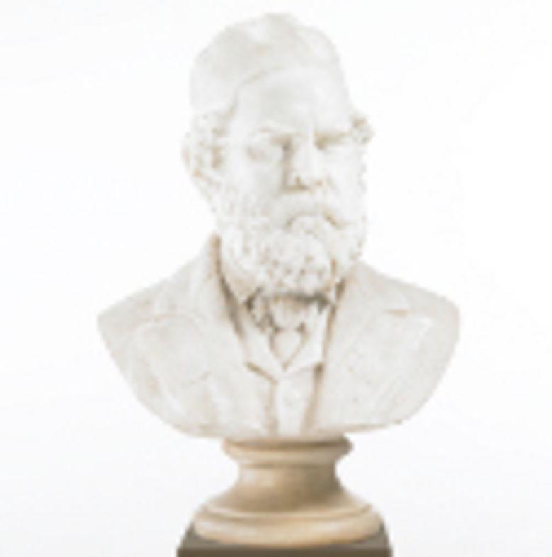 Büste Ludwig Lindenschmits d.Ä.