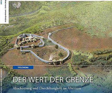 Cover: Archäologie Weltweit 2-2017