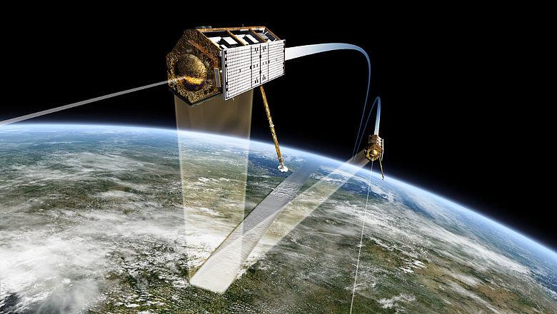 TanDEM-X-Satellitenmission