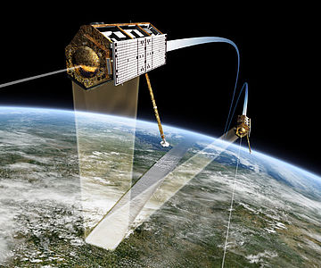 TanDEM-X-Satellitenmission